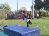 Jornada de atletismo con el Kid's School 18