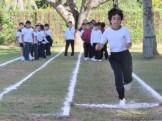 Jornada de atletismo con el Kid's School 2