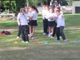 Jornada de atletismo con el Kid's School 20