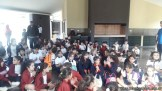 Jornada de atletismo con el Kid's School 33