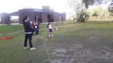 Jornada de atletismo con el Kid's School 36