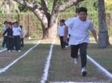 Jornada de atletismo con el Kid's School 8