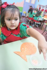 Pintamos con los dedos 3