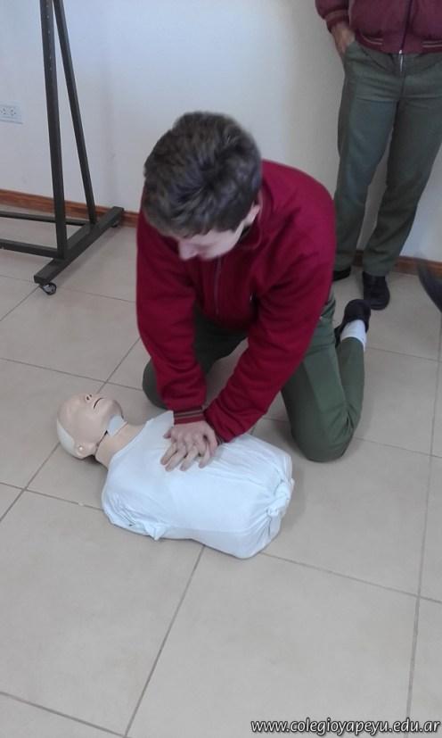 Curso de RCP y Primeros Auxilios 12