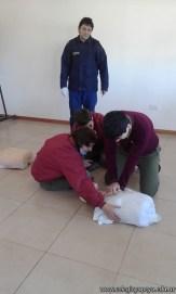 Curso de RCP y Primeros Auxilios 7