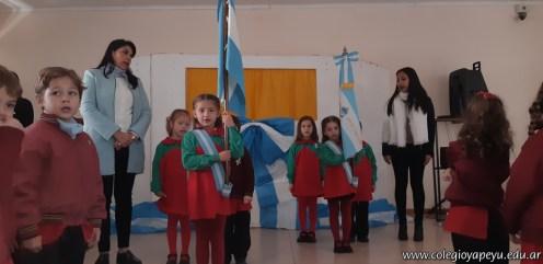 Festejos por el día de la Bandera 1