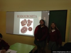 Rodocrosita, piedra nacional 1