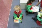 Visita de sala de 4 a la biblioteca 13