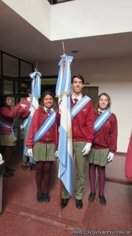 Acto por el Día de la Bandera 7