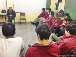 Tercer encuentro del taller de Educación Sexual Integral 2