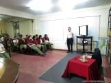 Visita del Dr. Juan José Cruces 5