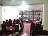 Visita del Dr. Juan José Cruces 9