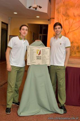 Ceremonia Ecumenica de la Promocion 2018 185