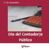 Día del Contadora Público