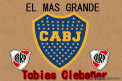 Tobias Clebañer Targeta