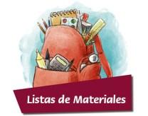 Listas de Materiales 2020