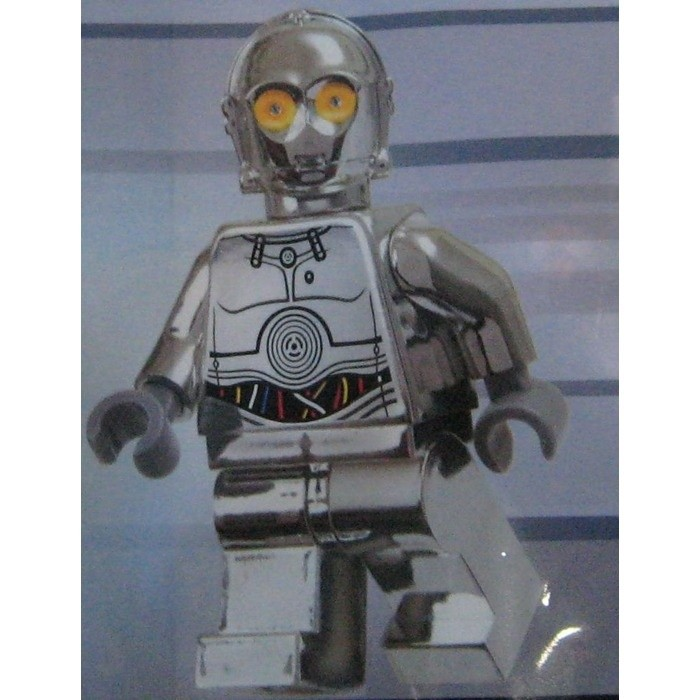 Chrome TC 14   LEGO Star Wars Minifigs set 5000063