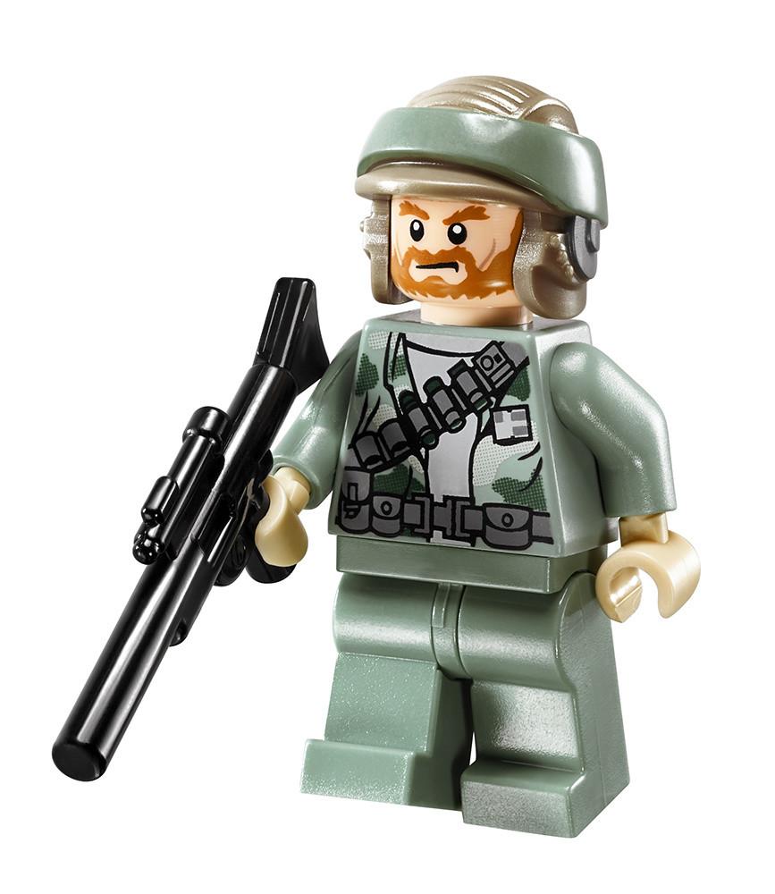 Endor Rebel Commando Lego Star Wars Minifigs