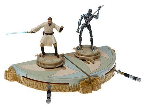 Obi Wan Kenobi Vs Grievous Bodyguard Revenge Of The Sith