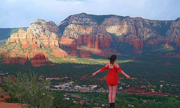 A Descent Trip to Sedona