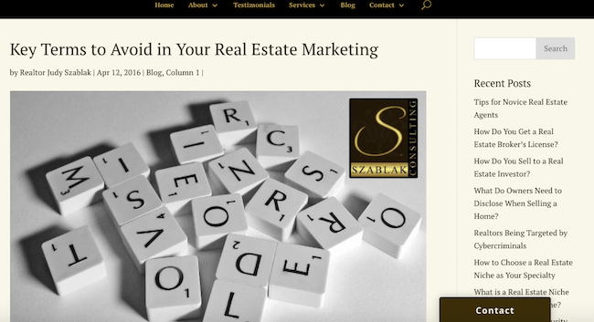 trulias real estate lab reports home listing code words that
