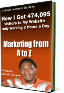 How I Got 474,095 Visitors to My Websites Only Working 2 Hours a Day