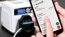 MasterflexLive Remote Pump Monitoring and Control