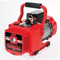 Rotary Vane Vacuum Pump, 8.0 CFM, 115/220 VAC, 2 Stage