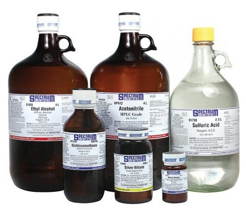 Now Offering Spectrum Chemicals & Supplies from Cole-Parmer