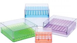 Magne-Box Magnetic Polycarbonate Cryo-Boxes