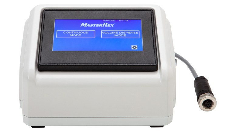 Masterflex flow controller