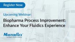 Webinar for fluidics banner