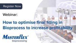 Masterflex bioprocessing webinar June