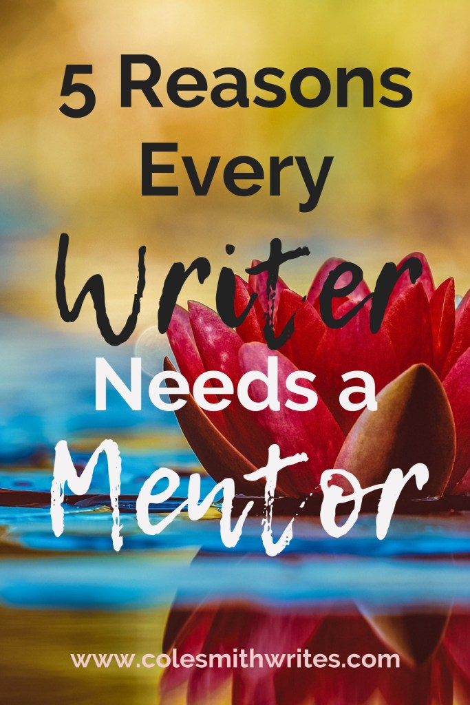 This might feel like a solitary journey, but there are reasons every writer needs a mentor... | #inspiration #motivation #writingtips #fiction #writersunite #writelife