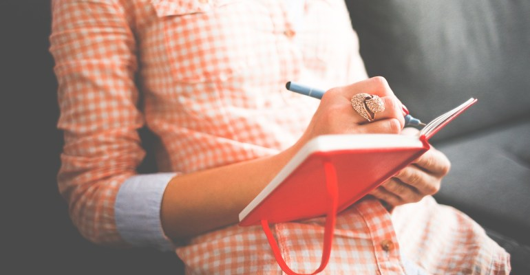 How To Start a Journal Even When It Isn't January