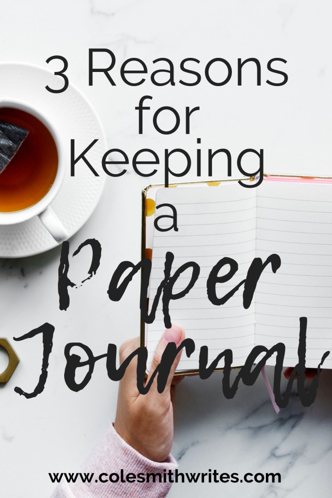 Find out 3 Reasons for Keeping a Paper Journal!   #organization #writers #bujo #planner #journaling #bulletjournal