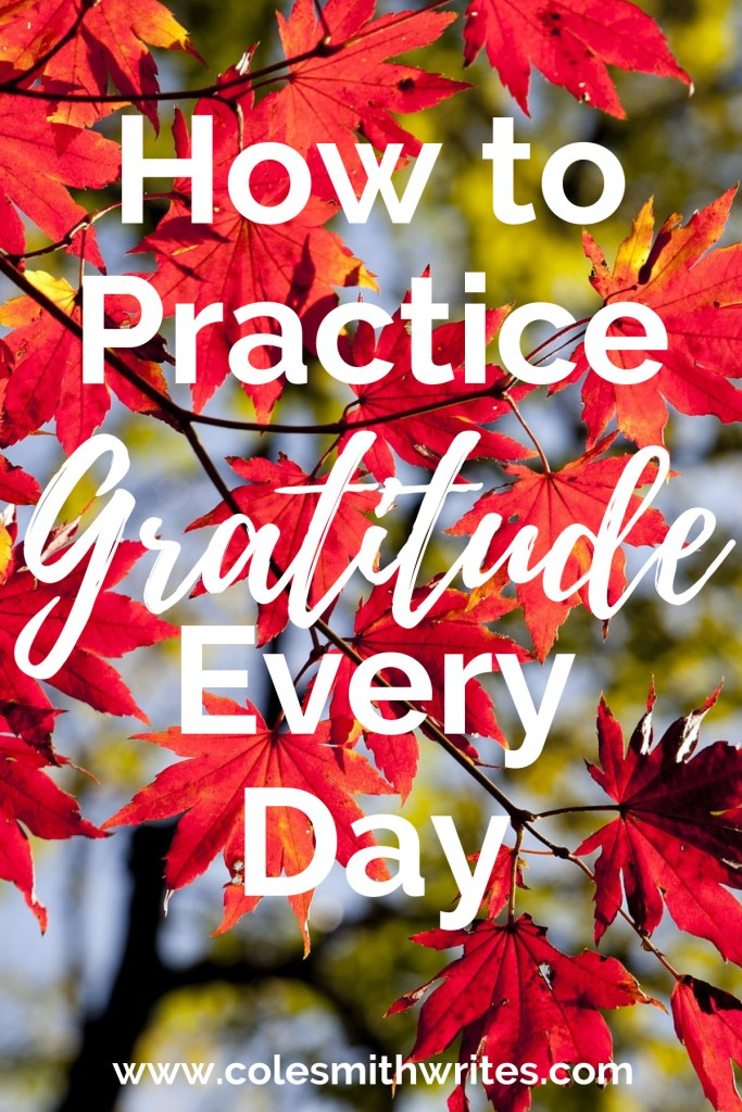 Want to practice gratitude every day? | #edit #mindfulness #creatives #creativity