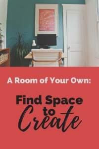 Find space to create!