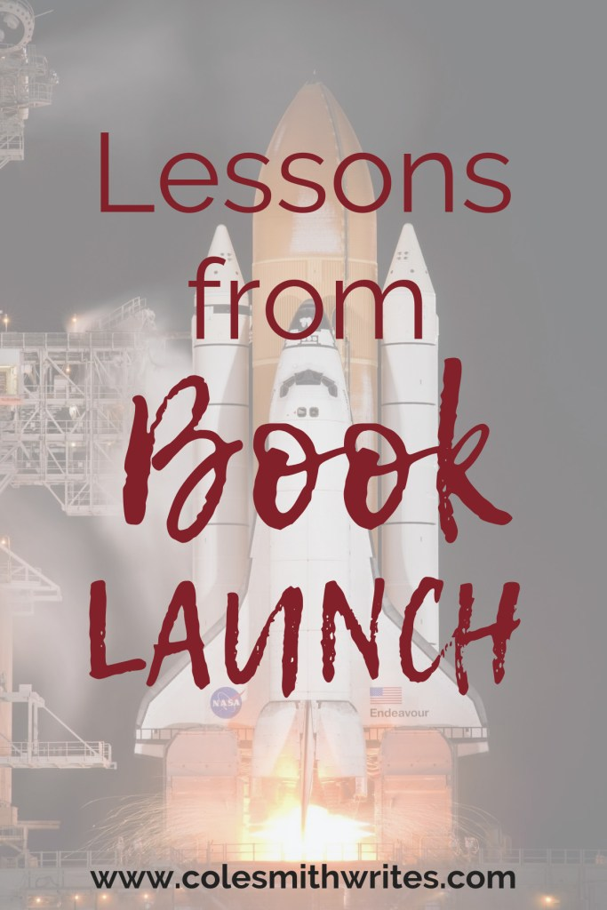 Lessons from book launch: One month later! | #novelclub #novel #indieauthors #indiepublishing #authors #publishing