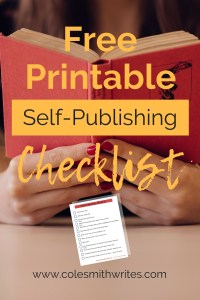 Think you'd like to self-publish but don't know where to start? Break it down into easy-to-follow steps and begin today! | #authors #readers #writers #writinginspiration #publishinghelp #publishing #writeabook #writingtips #fiction #indieauthors #indiebooks #novelladies #writersunite #writinghelp #writingadvice #selfpublishingtips #writerslife #writersproblems #publishingchecklist #freeresources #screenwriting #screenplays #blogtips #books #ebooks #writinglife