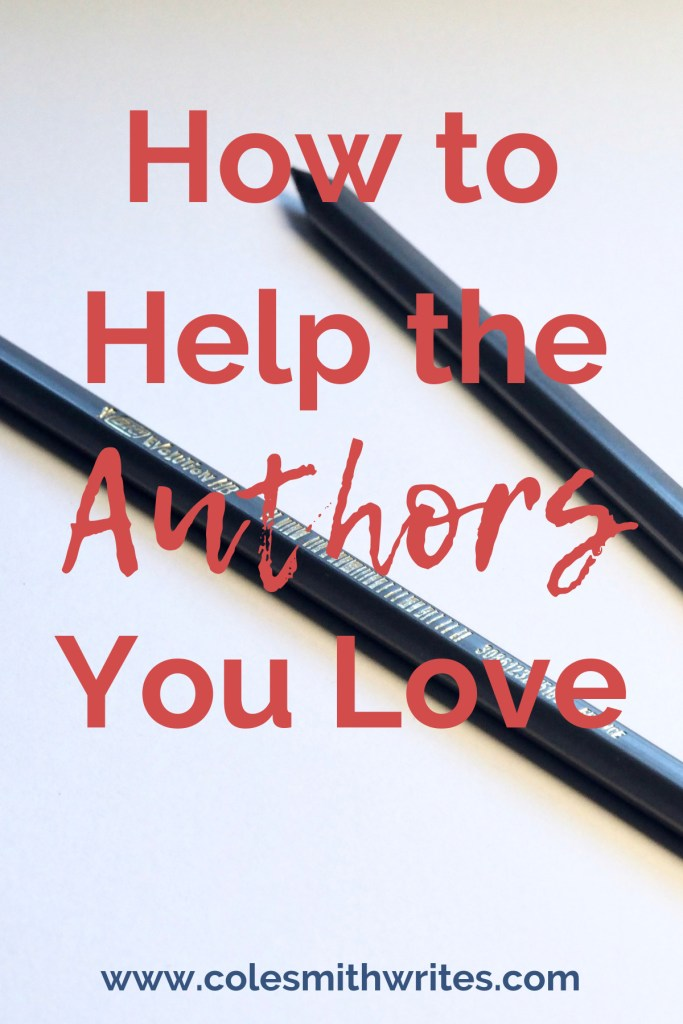 Want to help the authors you love? Here's how: #writers #writersunite #screenwriters #indieauthors
