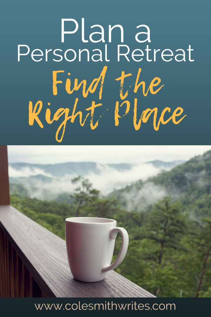 Find the right place to relax into your creative personal retreat! #creativeretreat #takeabreak #creatives #creativity #creativelife #writingretreat #writingtips #amwriting #writersblock