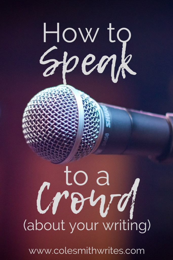 Been invited to discuss your work, but you're afraid to speak to a crowd? #writersunite #writinghelp #writingtips #writers #screenwriting #screenwriters #writingadvice #writerslife #doitscared #conquerfear