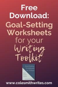 Download: Free Goal-Setting Worksheets