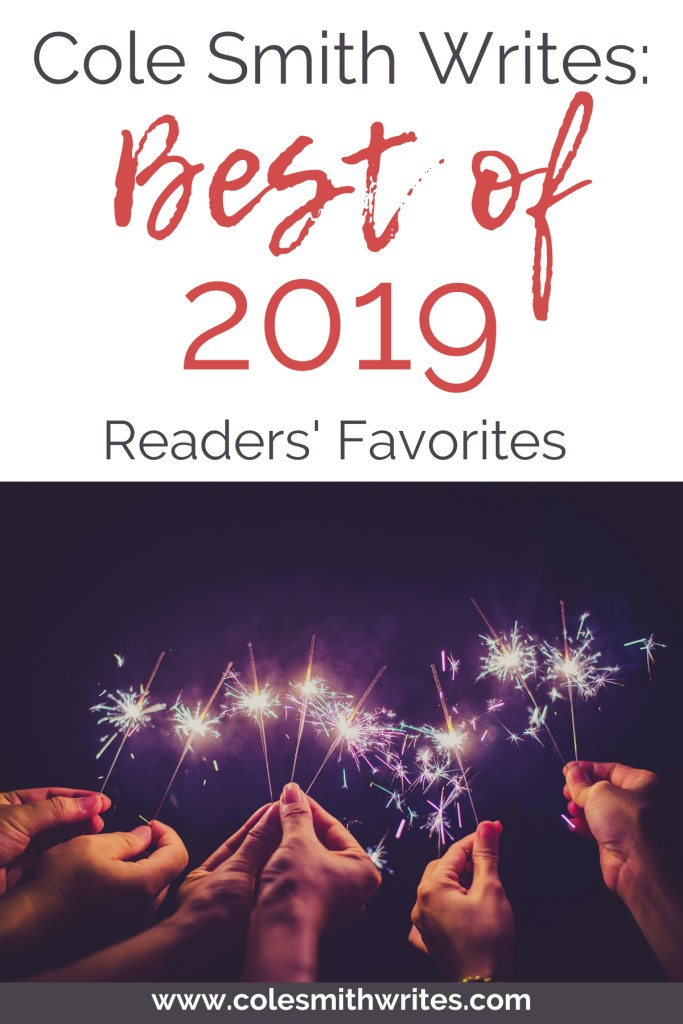 Here's the Cole Smith Writes Best of 2019!