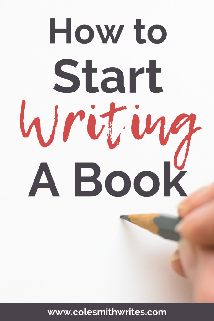 Here's how to start writing a book | #authors #blog #indieauthors #indiepublishing  #readers #writers