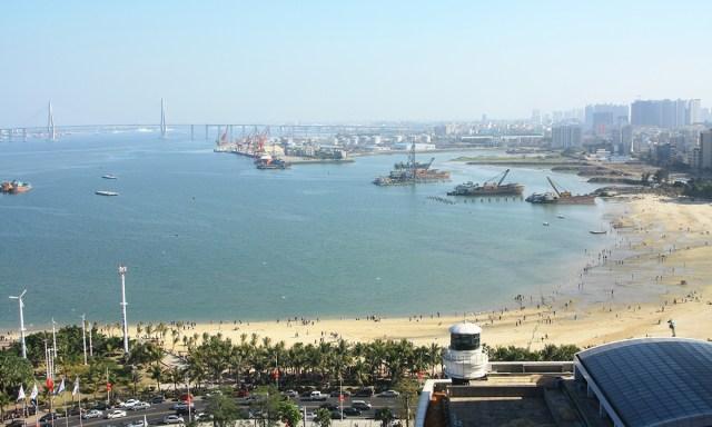 湛江金沙湾