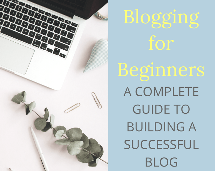 blogging for beginners