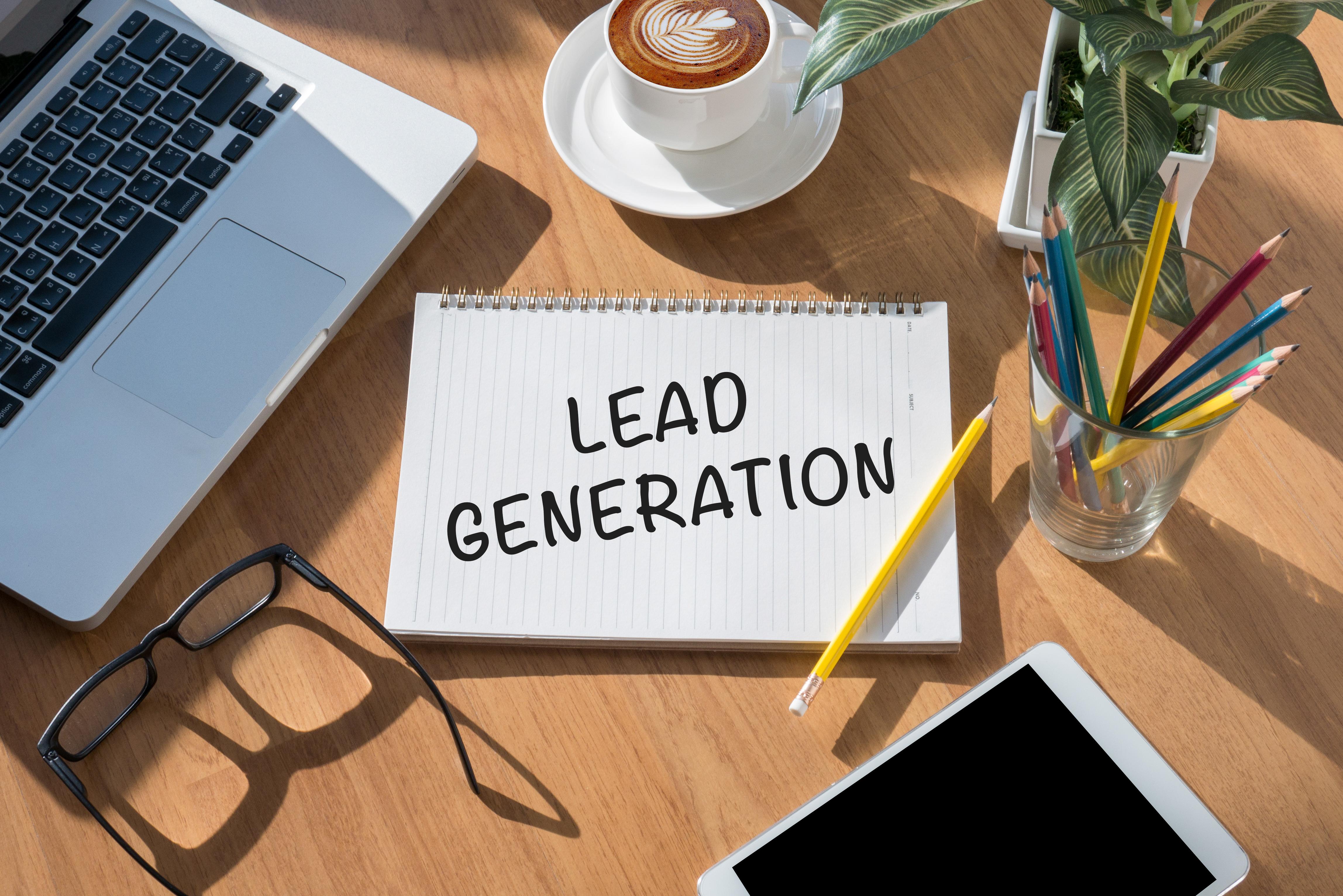 email marketing - lead generation