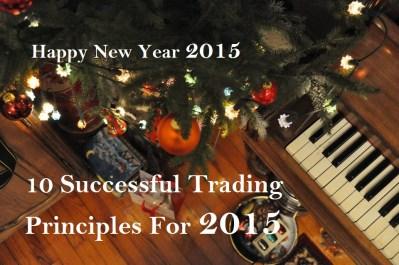 Successful Trading Principles